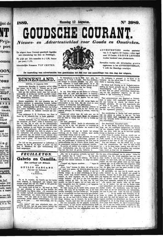 Goudsche Courant 1889-08-12