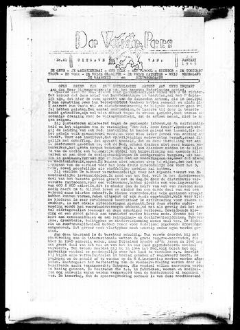 De Vrije Pers 1945-01-23