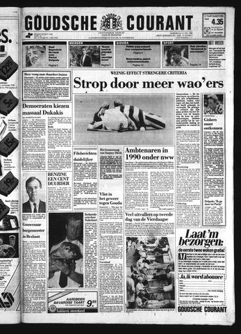 Goudsche Courant 1988-07-21