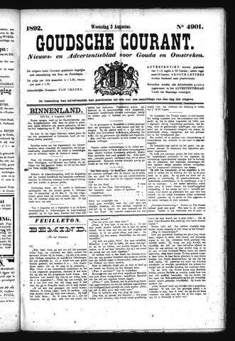 Goudsche Courant 1892-08-03