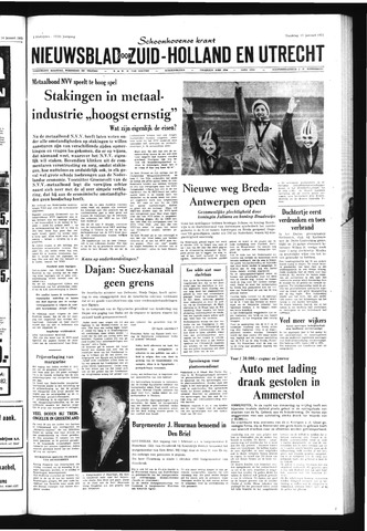 Schoonhovensche Courant 1972-01-17