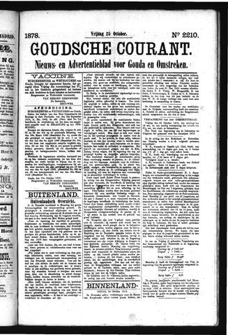 Goudsche Courant 1878-10-25