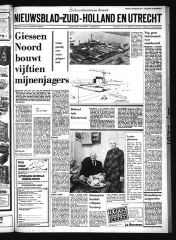 Schoonhovensche Courant 1977-08-05