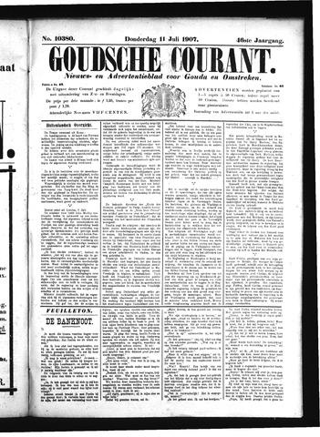 Goudsche Courant 1907-07-11