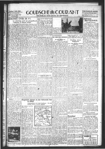 Goudsche Courant 1944-07-07