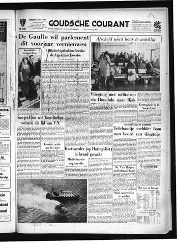 Goudsche Courant 1962-02-03