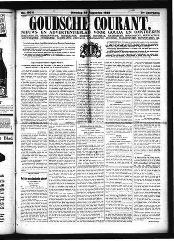 Goudsche Courant 1932-08-23