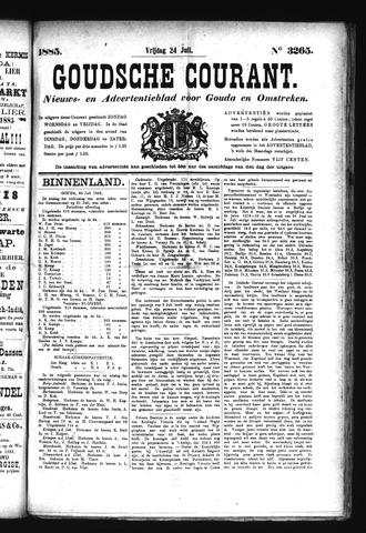 Goudsche Courant 1885-07-24