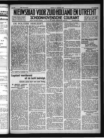 Schoonhovensche Courant 1940-08-16