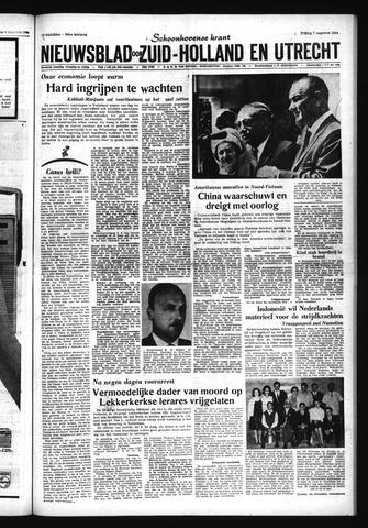 Schoonhovensche Courant 1964-08-07