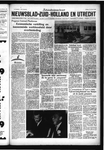 Schoonhovensche Courant 1964-02-21