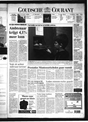 Goudsche Courant 2001-10-15
