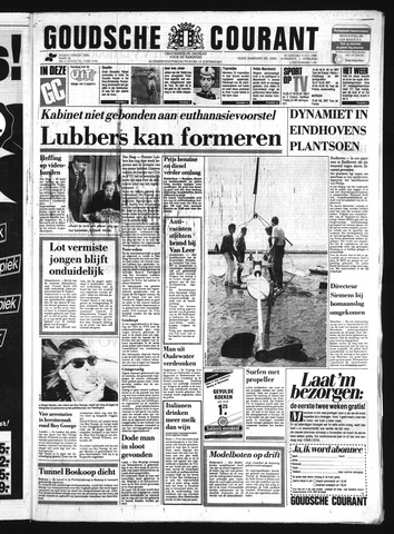 Goudsche Courant 1986-07-09