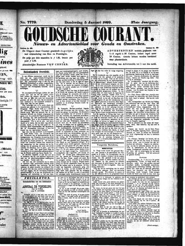 Goudsche Courant 1899-01-05