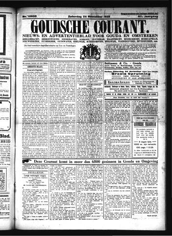 Goudsche Courant 1928-11-24