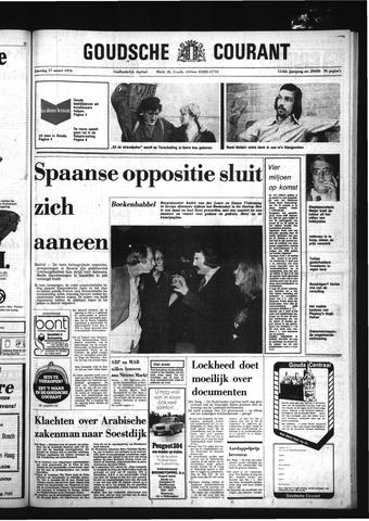 Goudsche Courant 1976-03-27