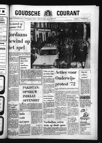 Goudsche Courant 1971-11-29