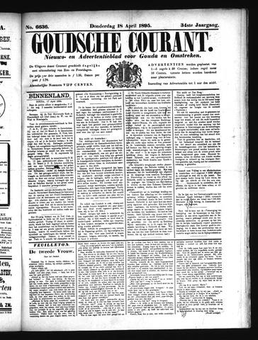 Goudsche Courant 1895-04-18