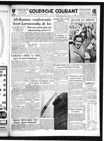 Goudsche Courant 1960-08-31