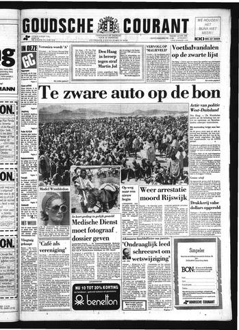 Goudsche Courant 1985-06-14