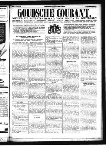 Goudsche Courant 1932-05-26