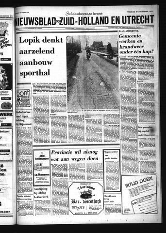 Schoonhovensche Courant 1974-12-20