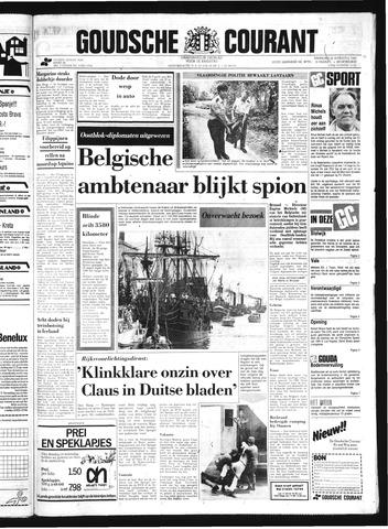 Goudsche Courant 1983-08-22