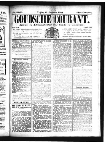 Goudsche Courant 1909-08-13