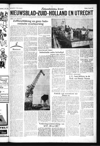 Schoonhovensche Courant 1962-04-13