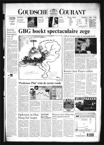 Goudsche Courant 2002-03-07