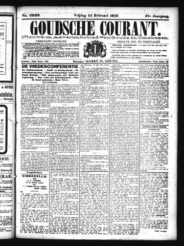 Goudsche Courant 1919-02-14
