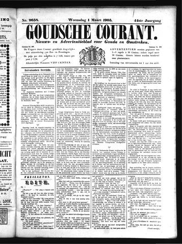 Goudsche Courant 1905-03-01