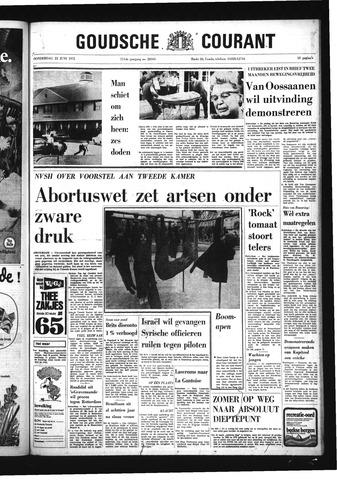 Goudsche Courant 1972-06-22