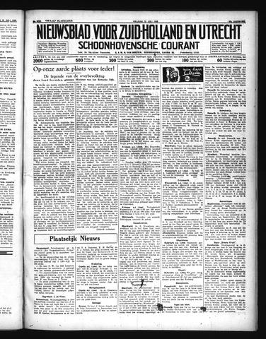 Schoonhovensche Courant 1935-07-12
