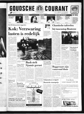 Goudsche Courant 1990-12-12