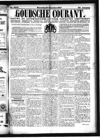 Goudsche Courant 1927-12-21