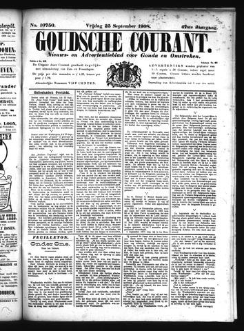 Goudsche Courant 1908-09-25