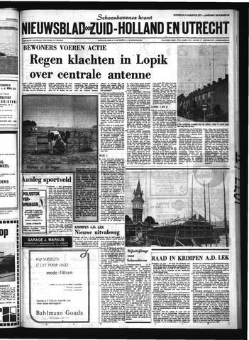 Schoonhovensche Courant 1977-08-24