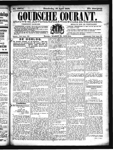 Goudsche Courant 1918-04-18
