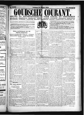Goudsche Courant 1933-03-24