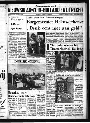 Schoonhovensche Courant 1977-05-16