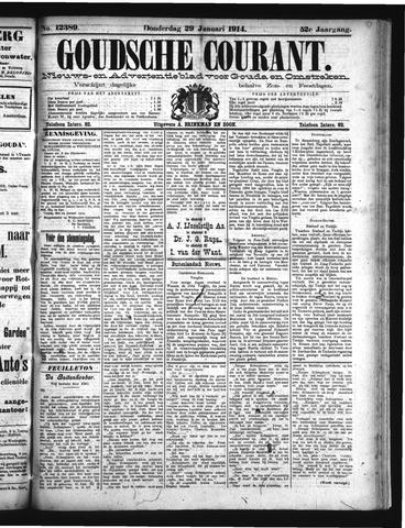 Goudsche Courant 1914-01-29