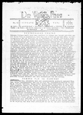 De Vrije Pers 1945-01-25