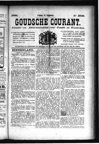 Goudsche Courant 1888-08-31