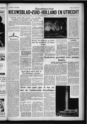 Schoonhovensche Courant 1961-08-18