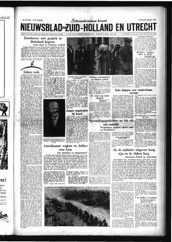 Schoonhovensche Courant 1959-08-28