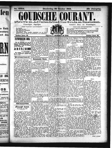 Goudsche Courant 1913-10-30