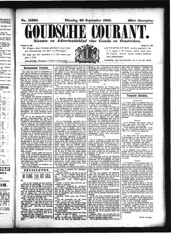 Goudsche Courant 1910-09-20
