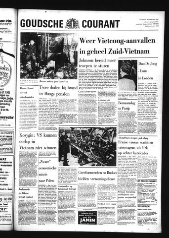 Goudsche Courant 1968-02-19