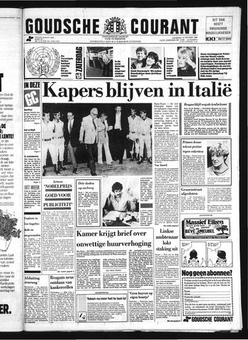 Goudsche Courant 1985-10-12
